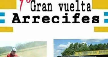 Primera Gran Vuelta Arrecifes Cyclecar