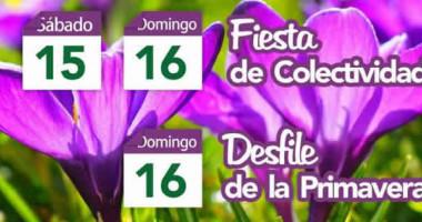 Fiesta Colectividades - Fiesta de la Primavera en Arrecifes