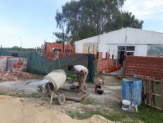 nuevas aulas en la escuela agraria