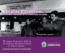 Nicolás Kasanzew