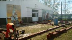El municipio construye una nueva Aula en Escuela Agraria de Arrecifes - 02