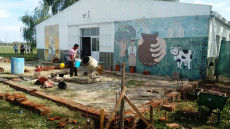 El municipio construye una nueva Aula en Escuela Agraria de Arrecifes